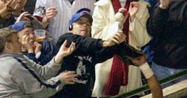 On Baseball: For Cubs and Steve Bartman, Anger Still Appears to Be in Play