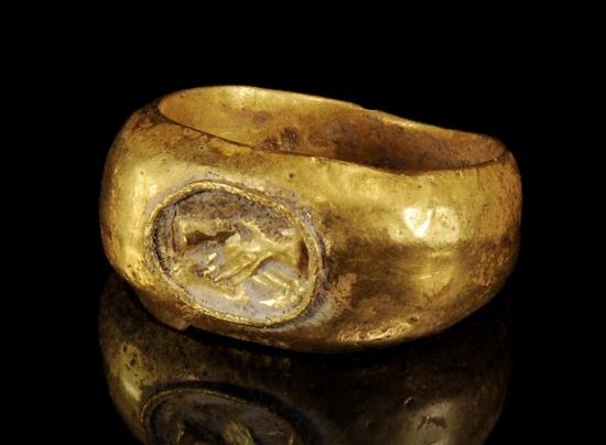 Roman Betrothal Ring