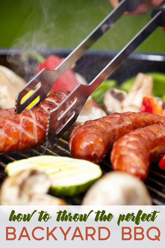 Check Out These Simple Tips On How To Throw The Perfect Backyard BBQ Make Your