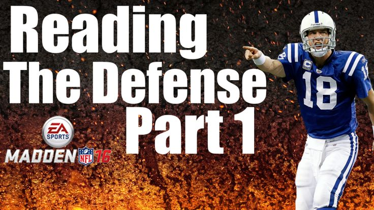 In this Madden 16 tip we discuss reading the defense. Let's take a look at some specific keys to both pre snap and post snap offensive reads when analyzing the defense