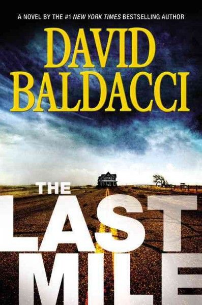"""""""The Last Mile"""" by David Baldacci ... Amos Decker, newly hired to a FBI special task force, takes an interest in convicted murderer Melvin Mars case when he discovers the eerie similarities to his own life.  Find this book here @ your Library http://hpl.iii.com/record=b1256641~S1"""