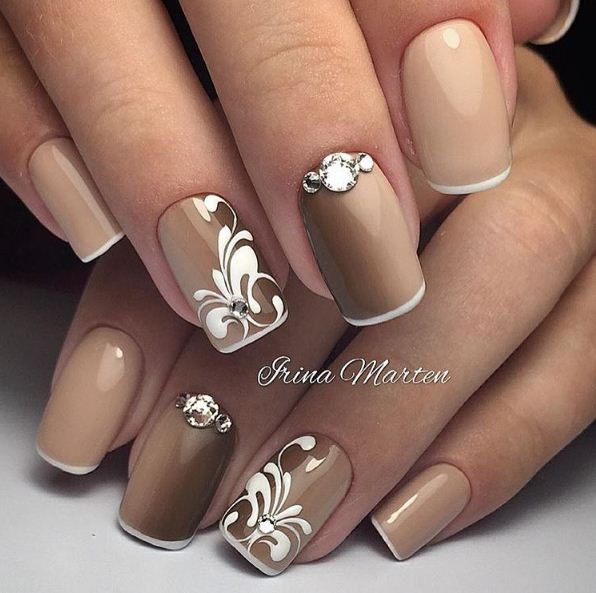 Маникюр | Видео уроки | Art Simple Nail https://www.facebook. - Best 25+ Simple Nail Design Ideas On Pinterest Simple Nails