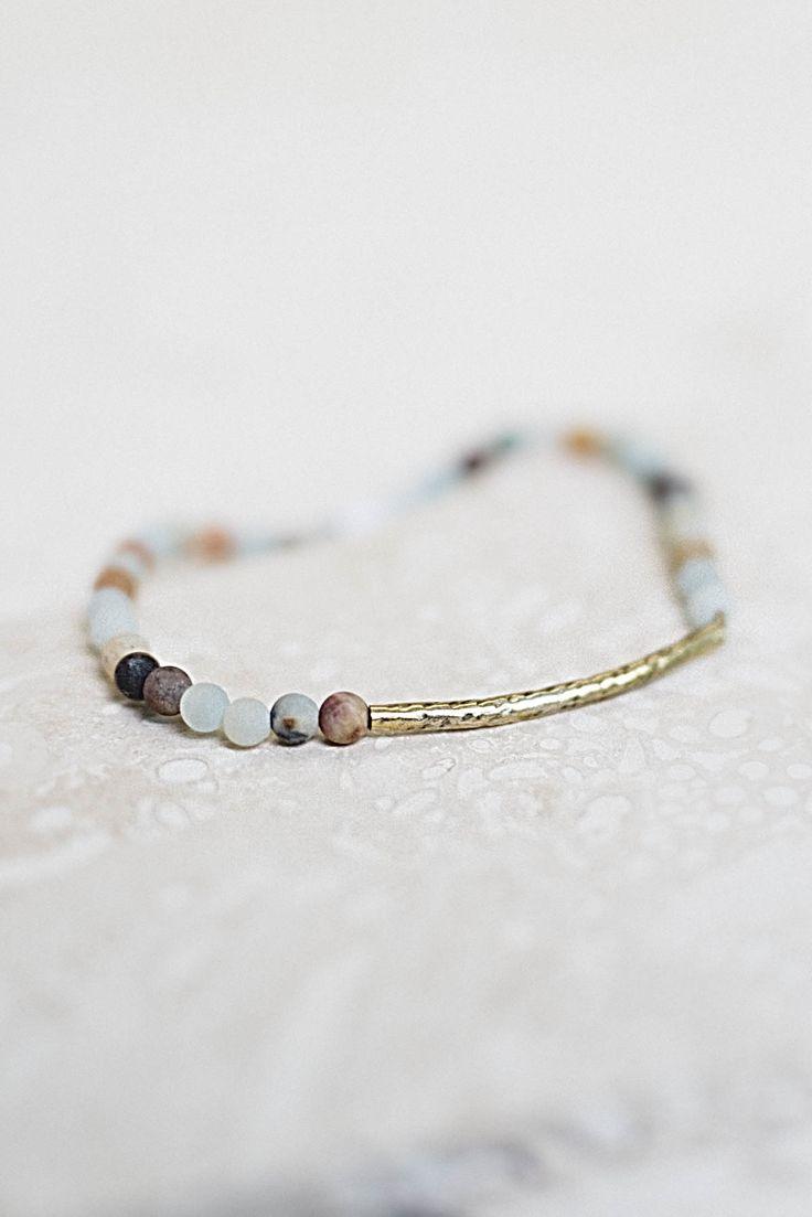 Amazonite Power Bracelet