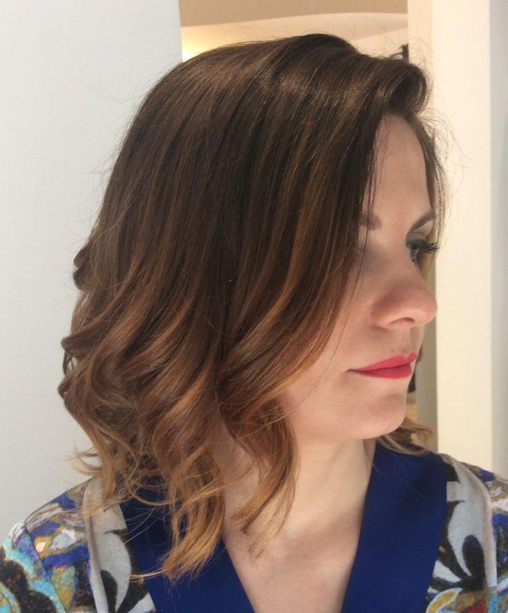Centro Degradé Conseil Pordenone Lucia De Marco GIOIÁ #centrodegradeconseilgioiá #mod #hair #glamour #fashion #nellemanugiuste #lepiubellesfumature