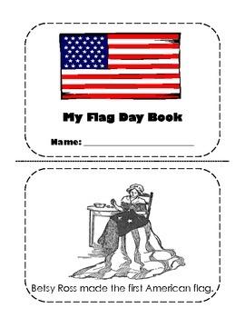 flag day preschool activities