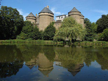 Château De Lassay, Mayenne