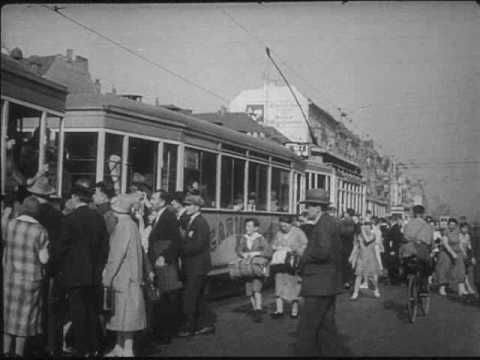 ▶ Tour Around Berlin In 1929 - YouTube