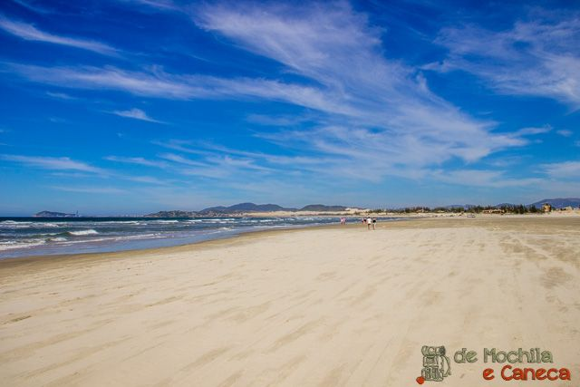 Praia do Luz - Imbituba