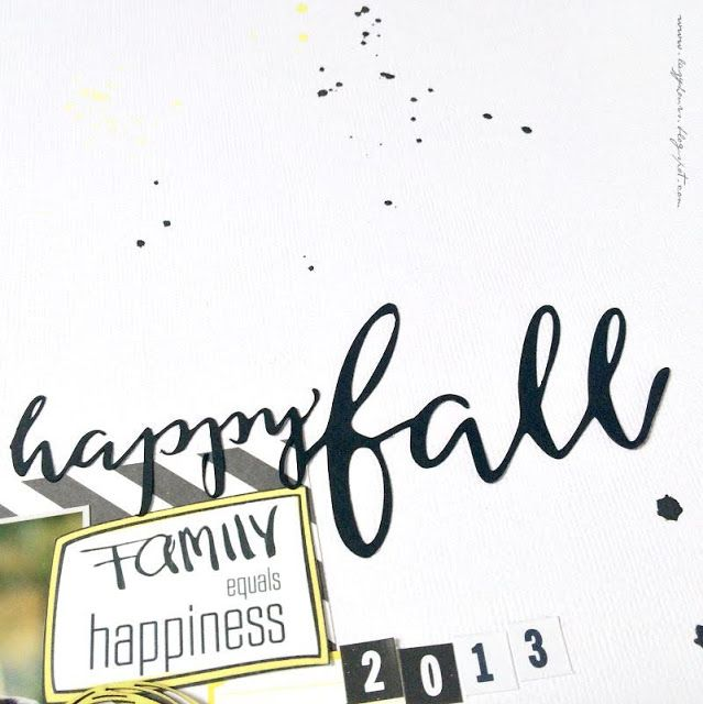 Fall – layout by Kasia   Family Portraits