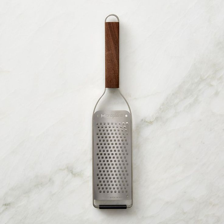 Master Series Coarse Paddle Grater, $30 at Williams-Sonoma