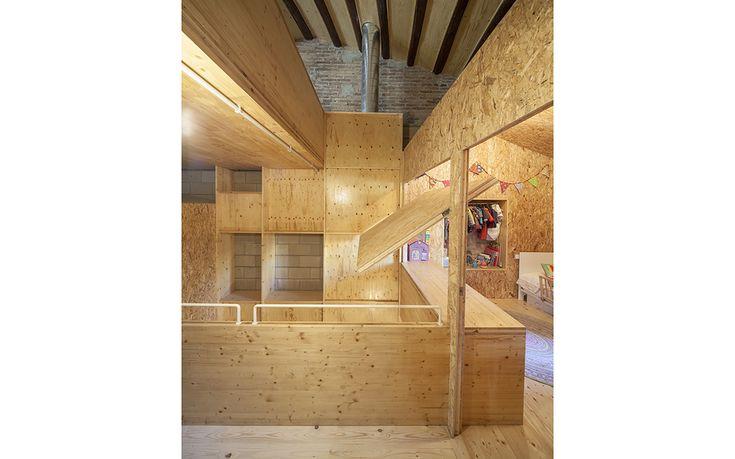 Casa entre medianeras - Josep Ferrando - Sant Cugat del Vallès