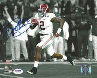Derrick Henry Autographed 8x10 Photo Alabama Crimson Tide PSA/DNA ITP
