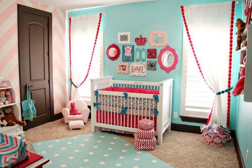 Girl nursery