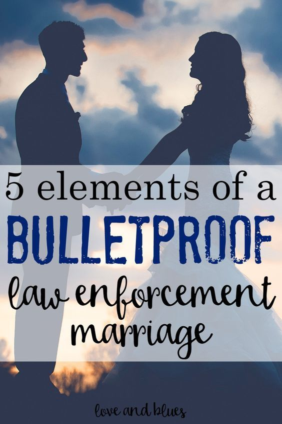 This is spot on... I agree with every single point!  THIS is what it takes to make a police marriage work.