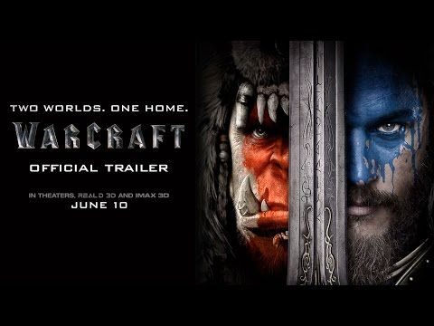Warcraft - Official Trailer (HD) - YouTube Type= Entertainment, animation, marketing and ad Purpose show people a short clip of the film so people go and watch on the big screen.