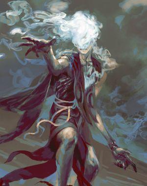 Making Sathariel, Angel of Deception