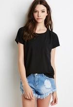 Short Raglan Sleeve Chest Patch Pocket T Shirt best buy follow this link http://shopingayo.space