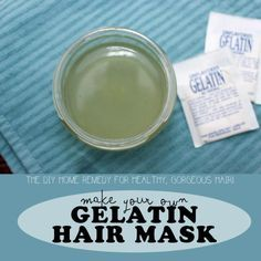 Would you believe that gelatin is the key ingredient for healthy, luscious locks? Read on!