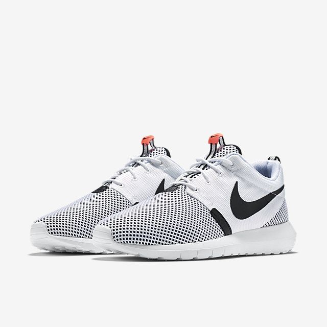Nike Roshe Une Jeune Angus Rouge