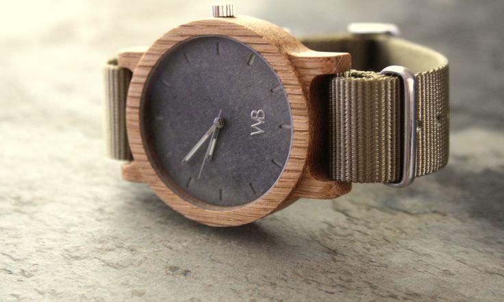 Wood Brothers - drewniane zegarki - Wood Brothers