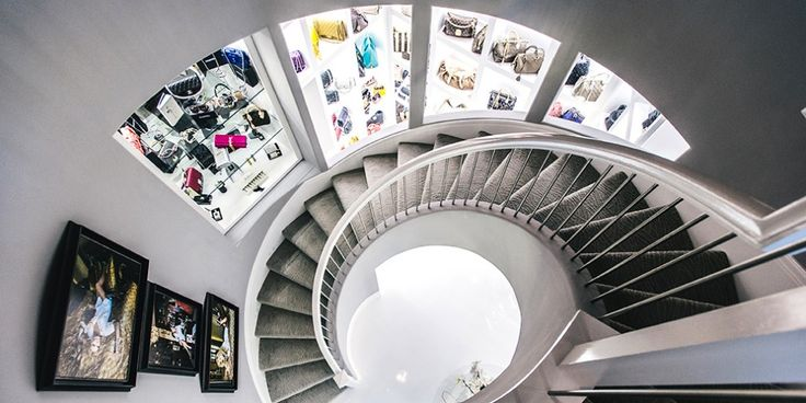 """Woodlands woman's three-story closet is her half million dollar """"she cave"""""""