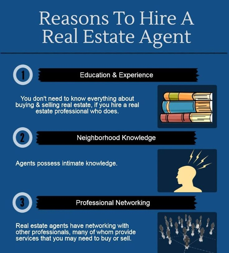 Reasons To Hire A Real Estate Agent Real Estate Professionals Real Estate Agent The Neighbourhood