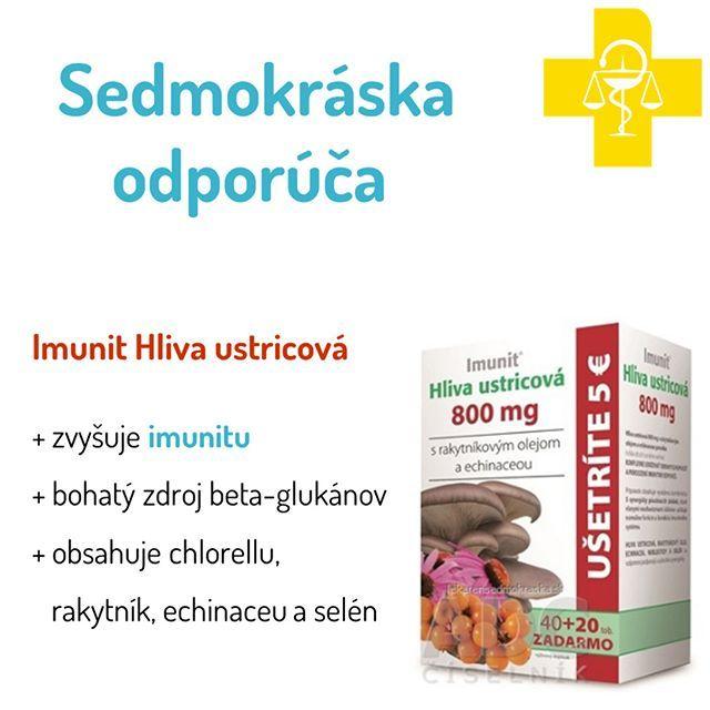 Imunit Hliva ustricová