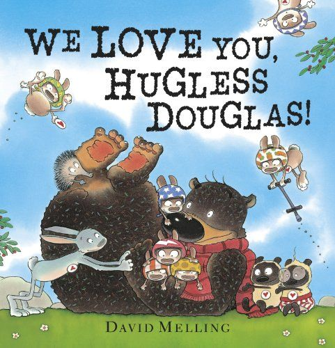 We Love You, Hugless Douglas! on TheBookSeekers.