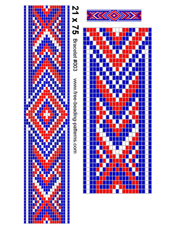 150+ Free Beading Patterns