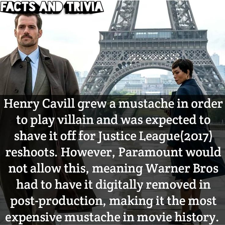 Mission Impossible  Warner Bros paid one hell of a price for that mustache. . . . #missionimpossible #fallout #tomcruise #henrycavill #series #july #hollywood #comingsoon #theatre #moviebuff #facts #trivia #interesting #imdb #likes #comment #tag #share #instagramers #instagram #instagood #movies