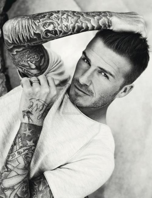David Beckham ...swoon