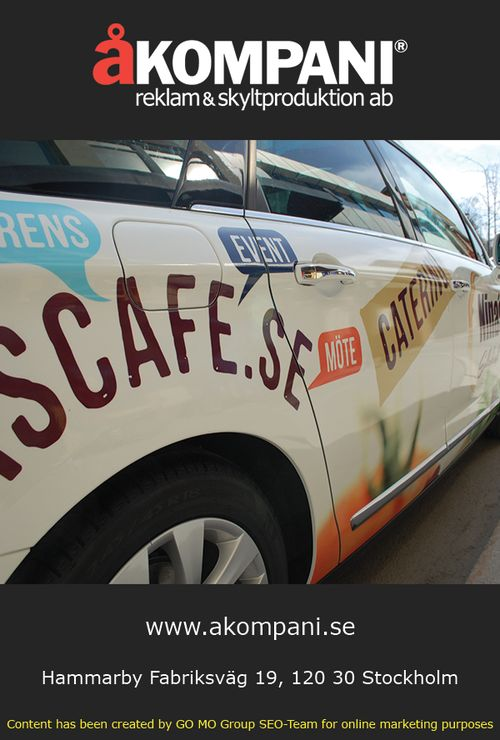 Promoting Business with Advertising on Car