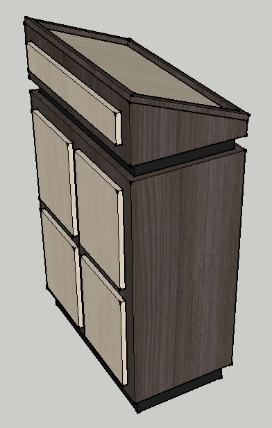 our pulpits are commercial quality full wood designs with 2 laminate color choices all of our church pulpit designs are full