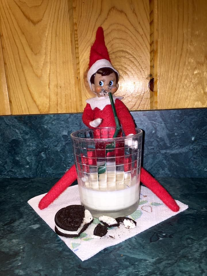 Elf on A Shelf Ideas - Long Island with Momee Friends www.momeefriends.com #liELFideas: