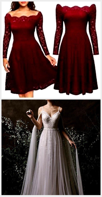 Mode #elbiseler festliche Kleider für Damen günstig online kaufen
