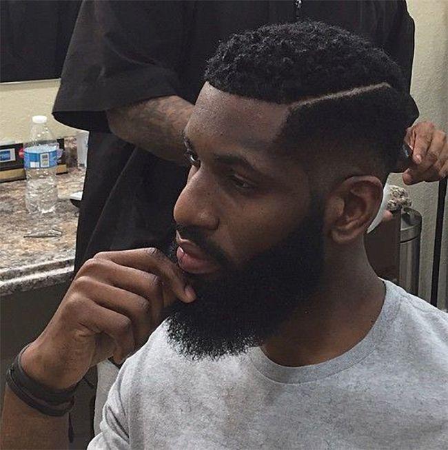 cortes de cabelo masculino afros Homens que se cuidam 3
