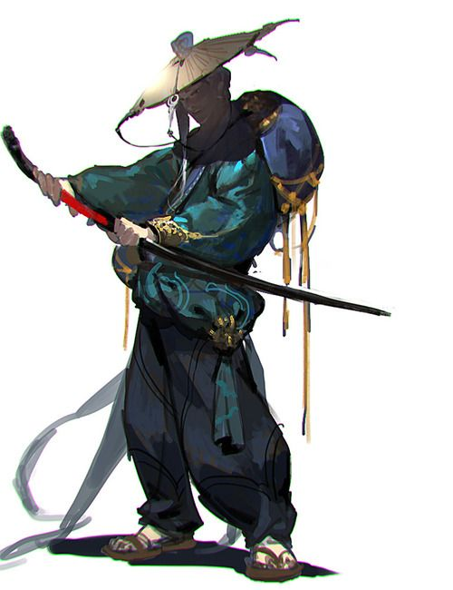 Samurai Anime Characters : Best images about wuxia on pinterest the winter
