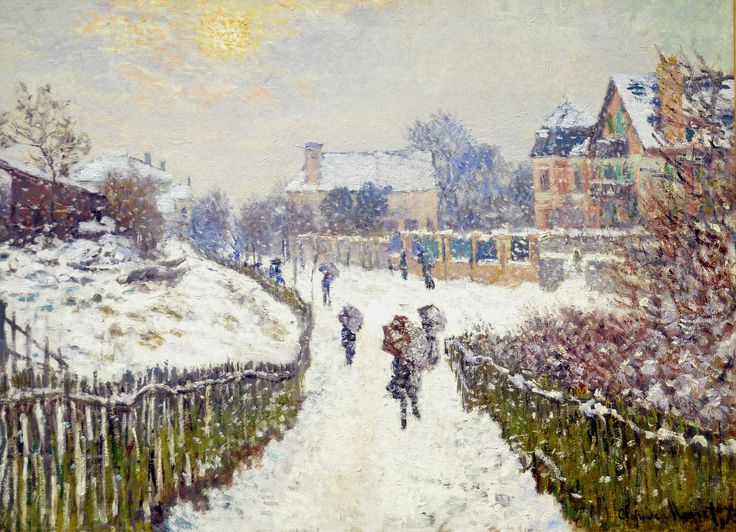 ♦️( 1840– 1926 ) Impressionist : Oscar-Claude Monet : French : More Pins Like This At FOSTERGINGER @ Pinterest♦️