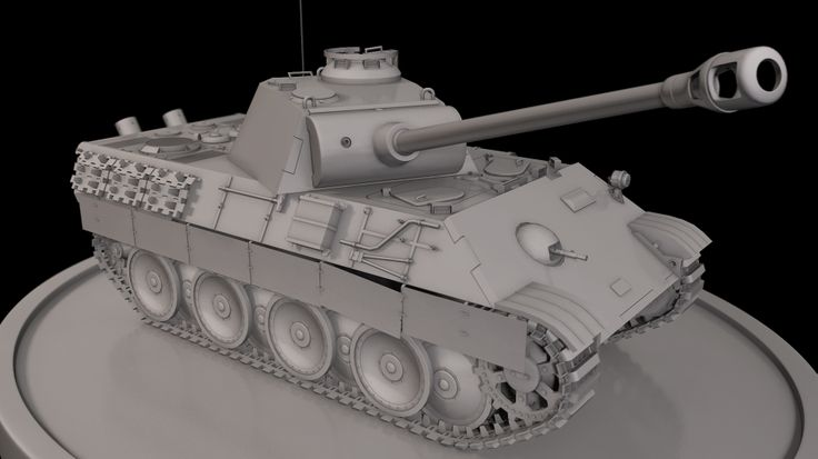 "Pz.kpfw V ""Panther"" ausf G"