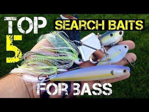 17 best ideas about best bass fishing lures on pinterest | bass, Fishing Bait