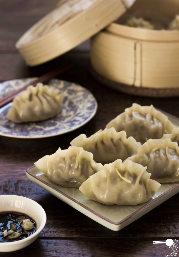 Northern Chinese Lamb Dumplings recipe. Makes me think about all the cheap, amazing dumpling meals I had while living in Qingdao.