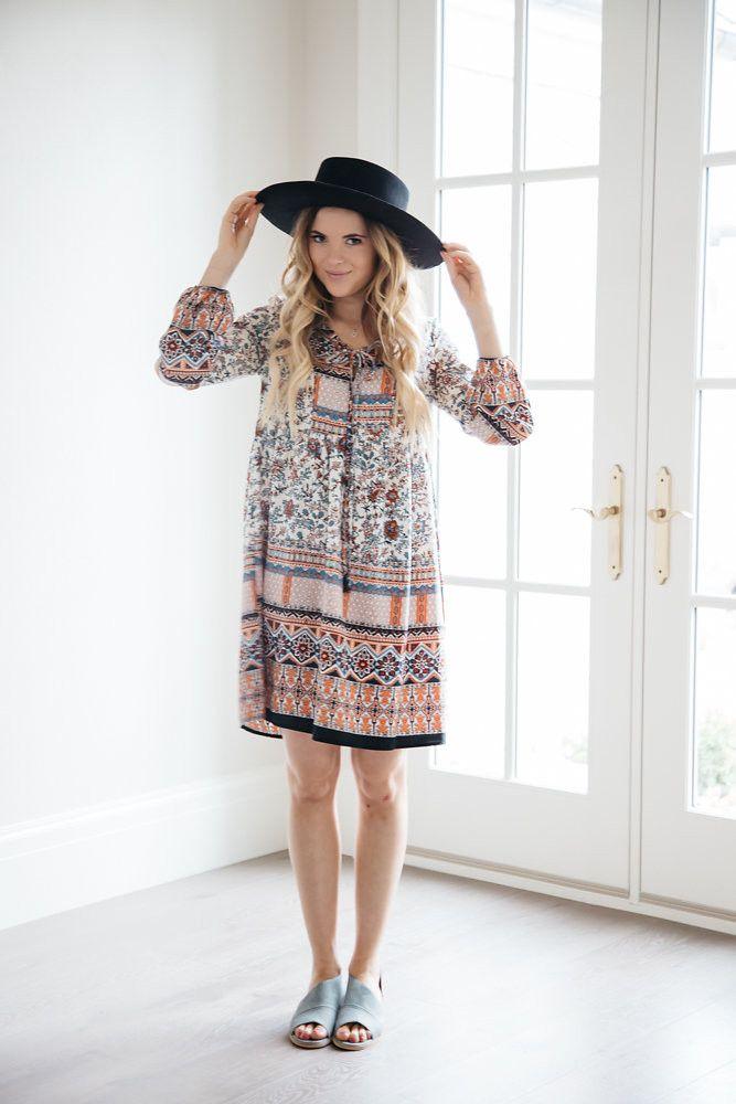 The Casablanca Dress