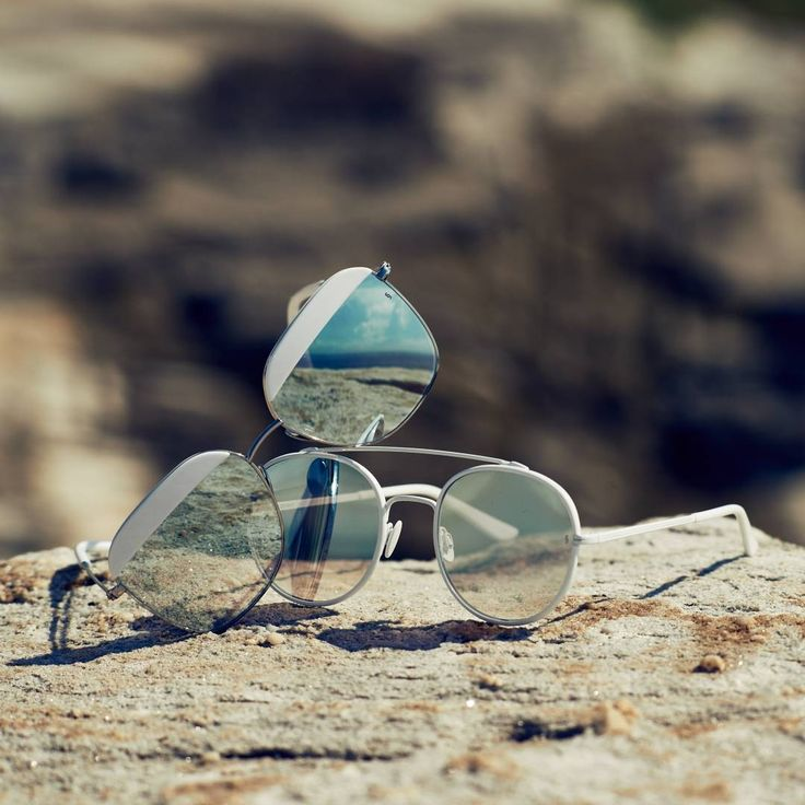 Mirror, mirror. Aviator newness VITO and PARKER from our DAYDREAM BELIEVERS collection. Online now... #sundaysomewhere