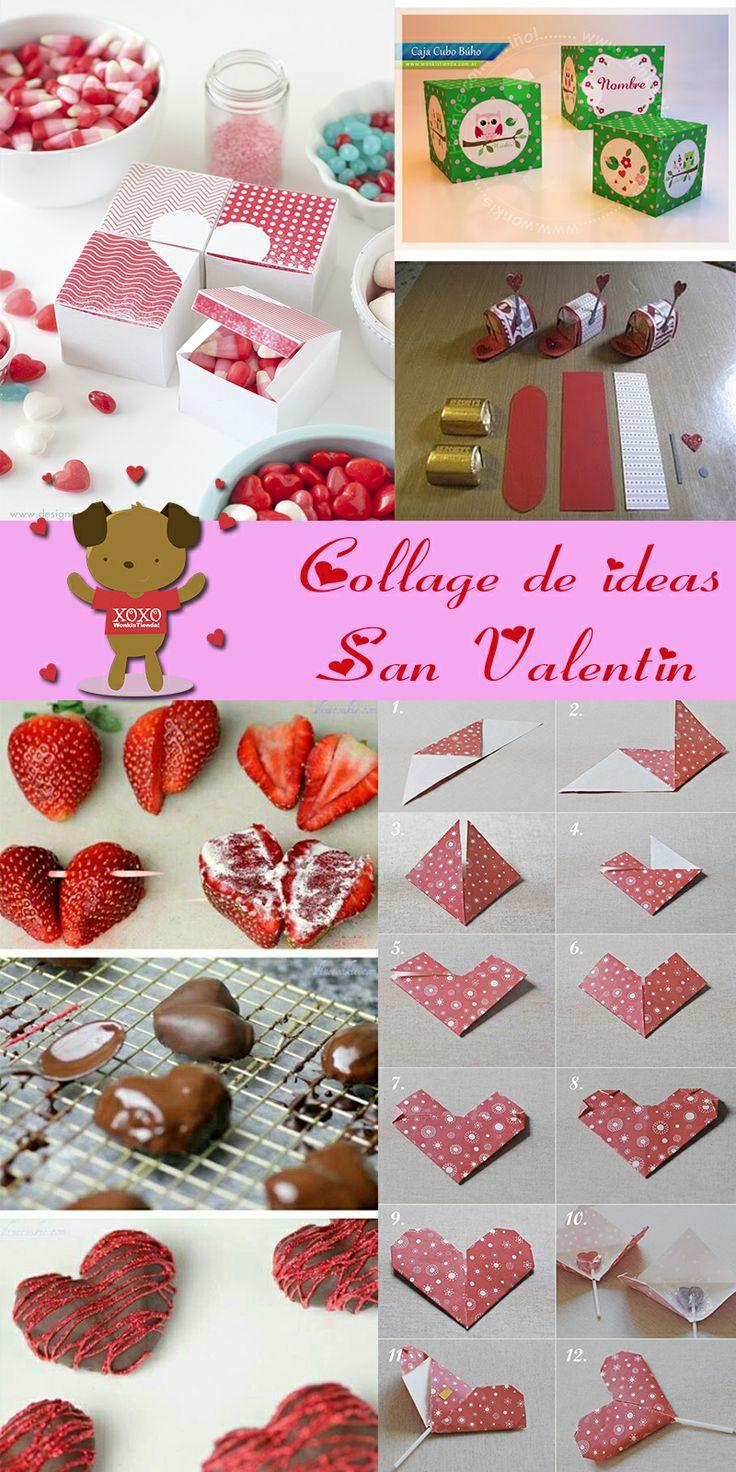 San Valentin: Collage de Ideas - Wonkis Diseños http://www.wonkis.com.ar/2014/02/san-valentin-collage-de-ideas/