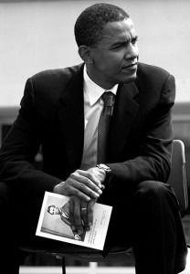 Commander In Chief President Barak Obama....