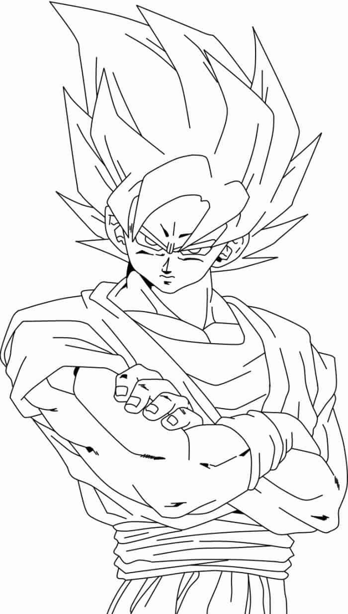 Goku Super Saiyan Blue Coloring Pages In 2020 Super Coloring Pages Goku Super Saiyan Blue Super Mario Coloring Pages