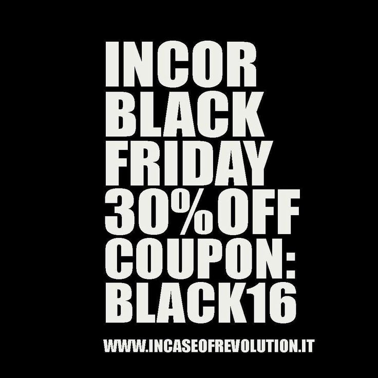BLACK FRIDAY  da adesso fino a domenica -30% inserendo il coupon : BLACK16  #INCOR #blackfriday #incor #brand #italy #italia #torino #italianbrand #incaseofrevolution #graphic #swag #model #shooting #vans #jordan #new #marchio #streetwear  #incormood #revolution #vscocam #wear #street #tshirt #tee  #tattoo #artist #tanktop