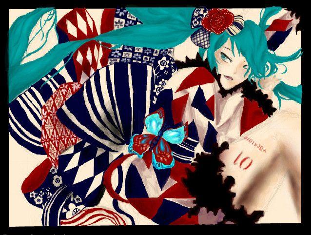 Butterfly by Vidma-chan on DeviantArt