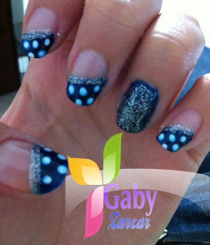 uñas, nails, diseños