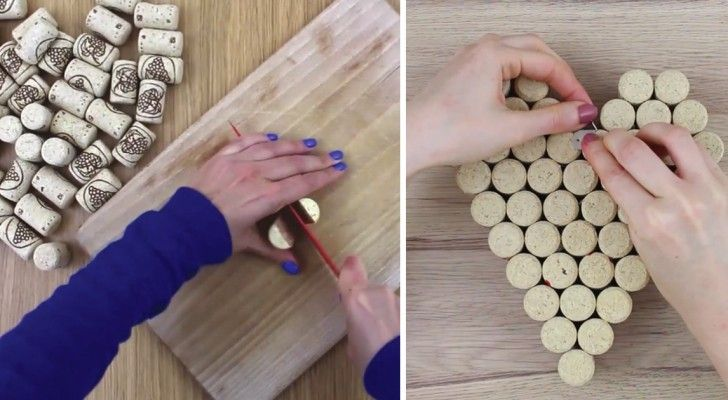 As rolhas podem ter muitas utilidades para além de tapar as garrafas de vinho. Neste artigo vamos apresentar 3 ideias que pode fazer com rolhas, invés de as deitar fora. São 3 objectos muitos úteis que pode criar com as sugestões que lhe vamos apresentar.